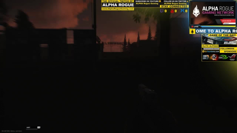 Escape From Tarkov LIVE | Alpha Rogue Gaming Network