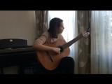 Гитара соло Кузенкова Саша