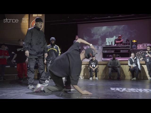 TG Breakers vs Rivers Crew ► .stance ◄ Battle New school Korea Semi-finals