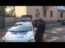 Поліція і трамвай 6 Львів 21.07.2017 9:00