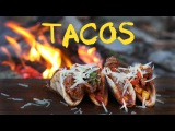BEST mini TACOS EVER! - Cooking In The Forest