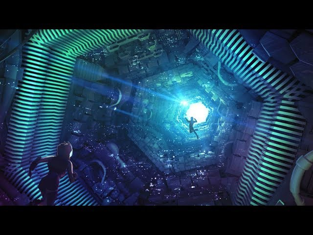 INTO THE VOID | 1-HOUR | Epic Futuristic Space Music Mix | Epic Sci-Fi Hybrid Music