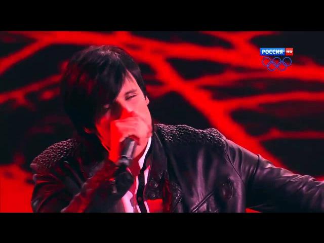 Тк Россия-1 шоу Живой звук. Группа крови (2013)