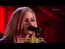 Avril Lavigne - Losing Grip (Acoustic Live) Legendado em PT/ENG