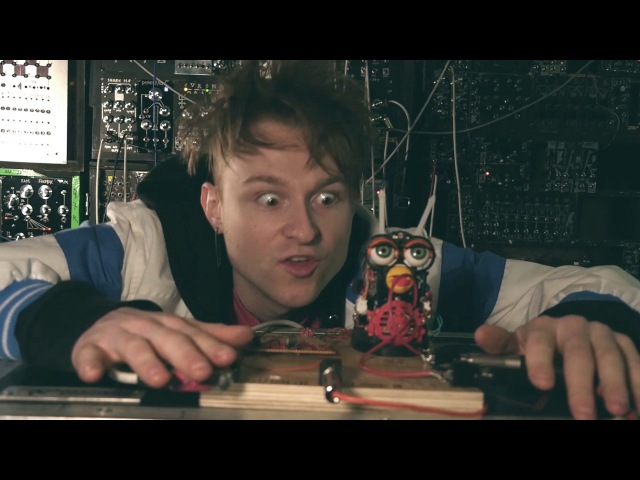 How to sync a circuit bent furby to a synth video furby circuitbending