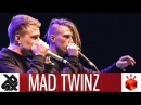 MAD TWINZ Grand Beatbox TAG TEAM Battle 2017 Elimination