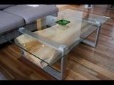 Журнальные столы в стиле лофт, индастриал, Woodsman ZONE