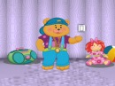 Teddy bear turn around English Nursery Rhymes Children Songs with lyrics Animated Rhymes