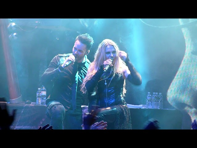 Kamelot - Center of the Universe (RED, Moscow, Russia, 09.11.2017)