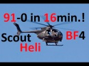 BF4 Scout Heli Slaughter Episode II | 91-0 in 16 Min.! | by Better_Call_Dice | Hainan Resort: AH-6J