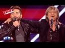 The Voice 2014│Kendji Girac et Jean Louis Aubert - Temps à nouveau (Jean Louis Aubert)│Finale