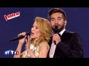 Kylie Minogue Can't Get You Out of My Head The Voice France 2014 Finale