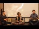 Pasha Aeon, Andrey Tanzu, Vadim Batura - Handpan, Kanjira Frame Drum, Santur, HD 2017