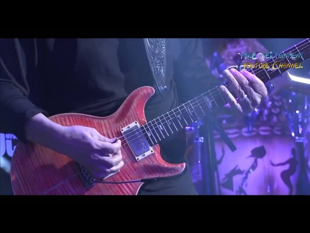 Santana - House of Blues, Las Vegas 2015