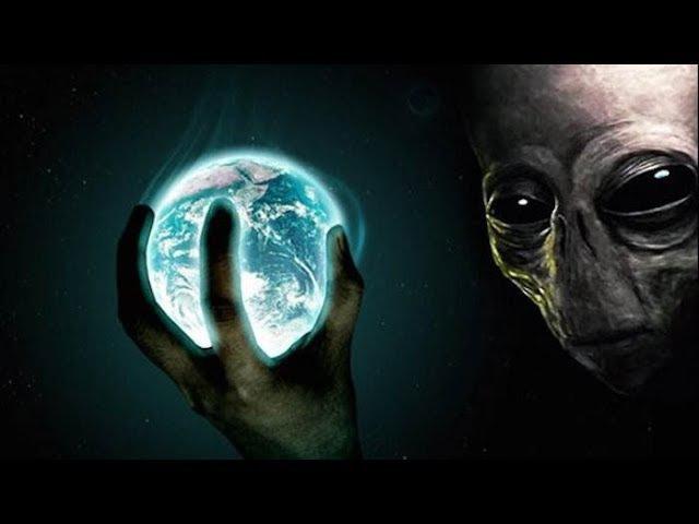 НЛО тайно влияет на жизнь на земле
