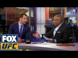 Luke Rockhold dropped by UFC Tonight to talk about his future in the middleweight division. luke rockhold dropped by ufc tonight