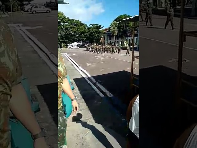 Hino do Flamengo, Banda Exército Brasileiro