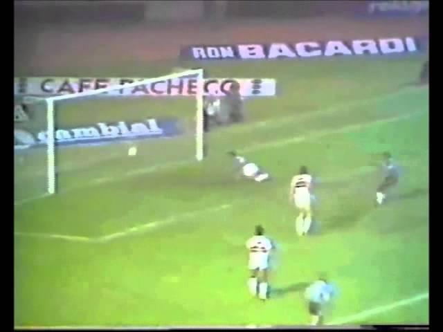 Paulo Isidoro vs São Paulo 1981