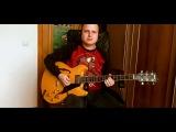 Oleg Makarchuk Fly me to the moon (Jazz standart)