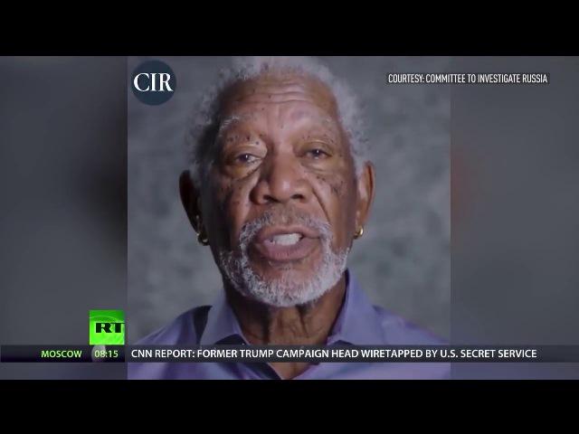 Morgan Freeman erklärt es allen: Der Russe war's!