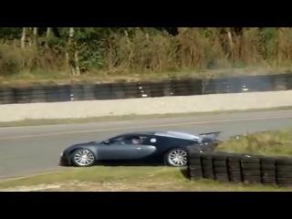 Подборка аварий суперкаров   Как разбивают суперкары   идиоты за рулем
