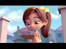 Борьба девочки со своим эго. Короткометражный мультфильм