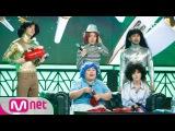 Golden Tambourine T4와 신흥강자! 반짝반짝 눈이 부시쟈나~ GEE! 170216 EP.10