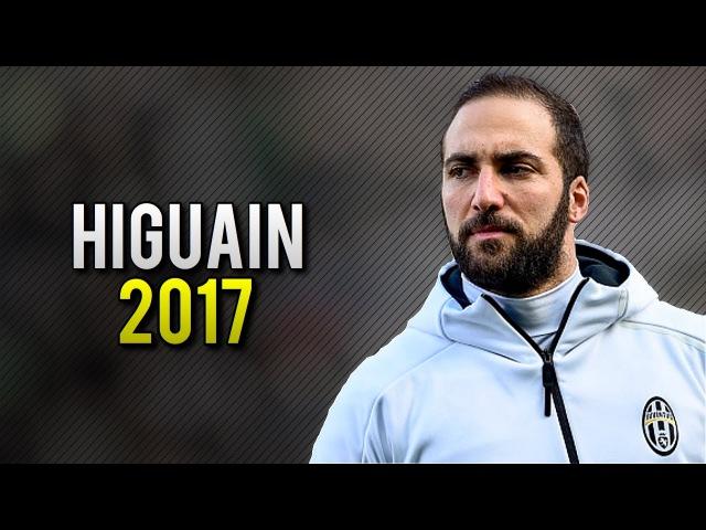 Gonzalo Higuain 2017 ● Complete Striker | HD