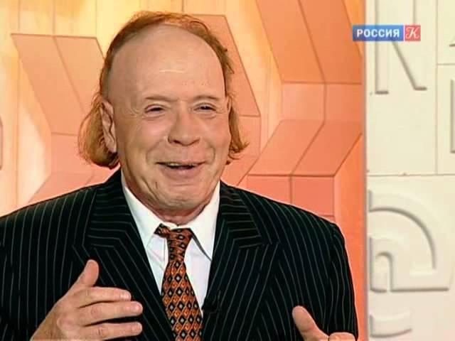 Эдвард Радзинский и Армен Джигарханян в гостях у Алекса Дубаса. Наблюдатель