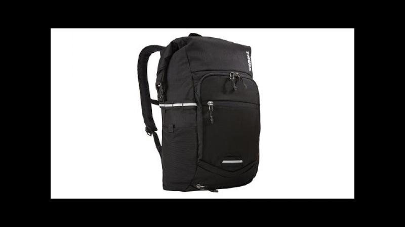 Bike Bags - Thule Pack 'n Pedal Commuter Backpack