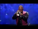 Galaxy of Stars Hugh Masekela performs Stimela