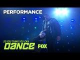 Taylor &amp Robert's Hip-Hop Performance  Season 14 Ep. 11  SO YOU THINK YOU CAN DANCE
