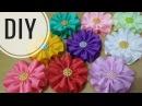 DIY Cara Membuat Bros Bunga Serut Ruffle Flower for beginner 🌸
