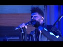 The Weeknd Performs Starboy At The GRAMMY Museum