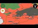 26 июля 2017. Военная обстановка в Сирии. Соглашение между курдами и правительством...