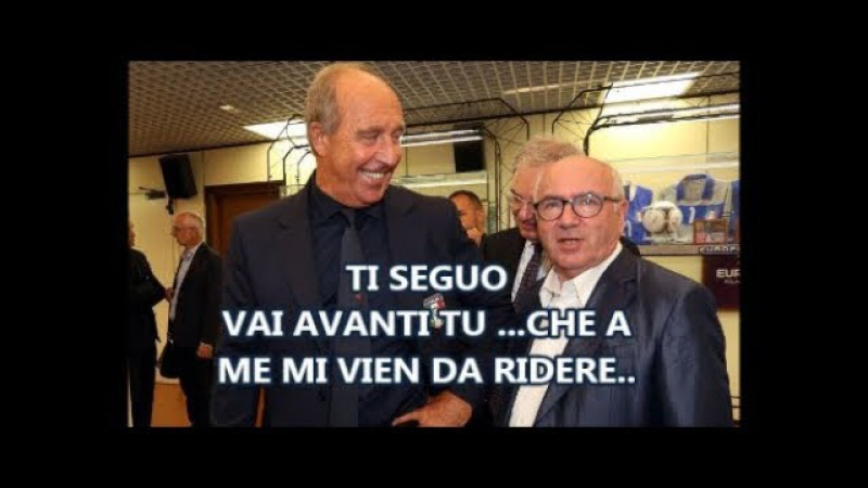 NON CLAMOROSO TAVECCHIO SI E' DIMESSO. LA FIGC CERCA UNA RIFONDAZIONE..