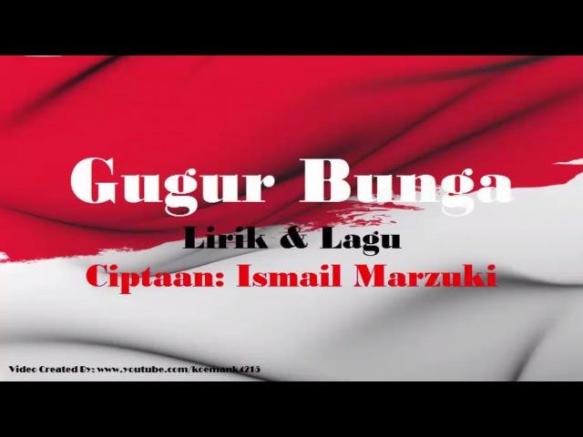Lagu Wajib Nasional Gugur Bunga [Cover Midi dengan Lirik]