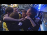 Na'Vi WINNING MOMENTS REACTION