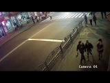 Смертельная авария на Сумской: новое видео