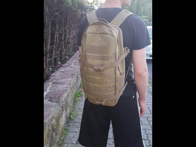TT Essential Pack L MKII , EDC Backpack. ЕДС Рюкзак. Дневной Рюкзак, Daypack. My First Video