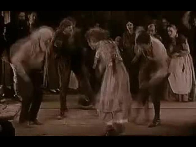 Танцующая деревенщина / Dancing hillbilly
