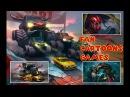 Mad Truck Challenge4! Игровой мультик для детей про ГОНКИ на машинках Монстр Трак