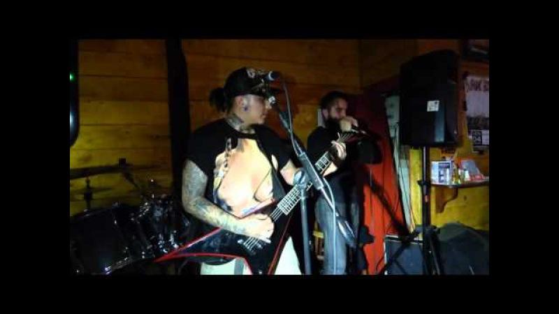 TxPxFx/PIGTAILS live le 28/11/15 au Canadian Café à Tours
