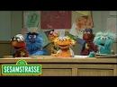 Grobi und Elmo Die Super Monster Schule Sesamstraße NDR