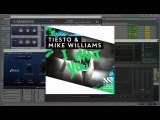 Free ALS Tiesto &amp Mike Williams I Want You Best Ableton Remake