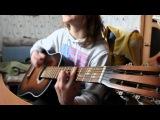 Артур Руденко - Падал белый снег (cover guitar)