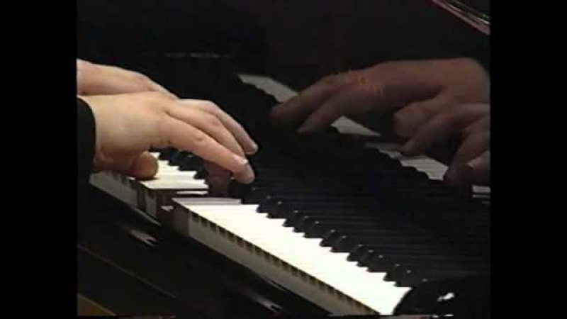 Hamelin plays Liszt - Hungarian Rhapsody No.10 [HIGH QUALITY]