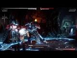 Mortal Kombat X - Raiden Combo  Future Raiden Skin  Brutality Combo Setup