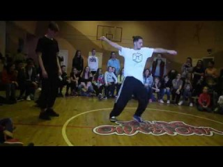 Shootoff vs Sirop   1/8 HIP-HOP PRO   WHO IS WHO BATTLE