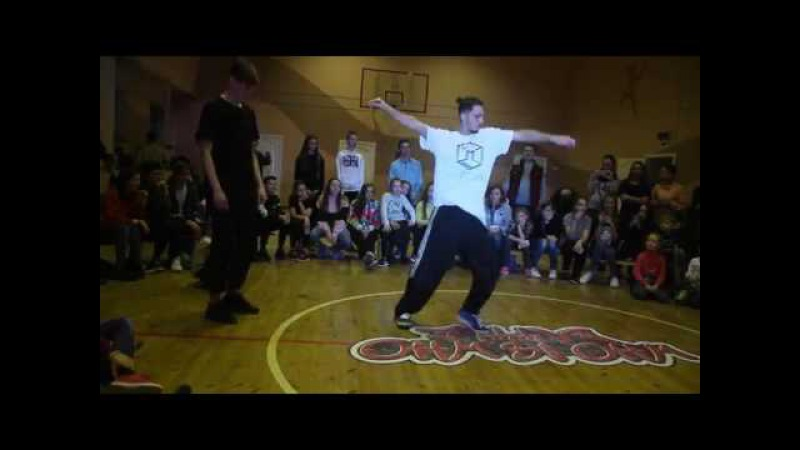 Shootoff vs Sirop | 1/8 HIP-HOP PRO | WHO IS WHO BATTLE
